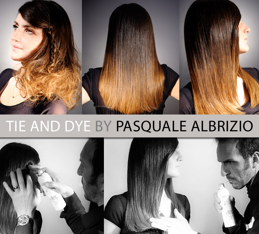 Balayage tie and dye prix for Tie and dye prix salon